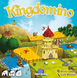 Kingdomino Cover Artwork
