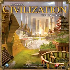 Sid Meier's Civilization: The Board Game | Board Game