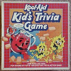 kool aid kid s trivia game board game boardgamegeek