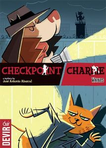 Checkpoint Charlie | Board Game | BoardGameGeek