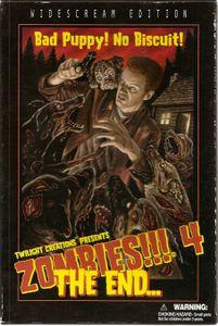 Zombies !!! 4: Das Ende ...
