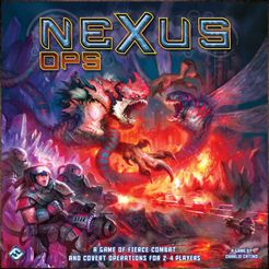 Nexus Ops | Board Game | BoardGameGeek