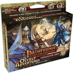 Pathfinder Adventure Card Game Occult Adventures Character Deck 1