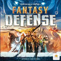 Fantasy Defense | Board Game | BoardGameGeek