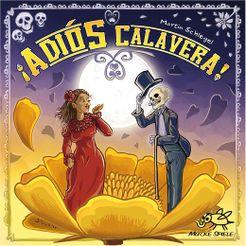 ¡Adiós Calavera! Cover Artwork