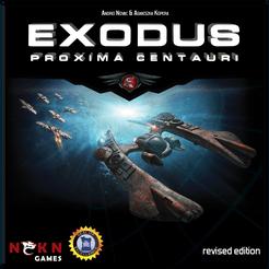 Exodus: Proxima Centauri   Board Game   BoardGameGeek