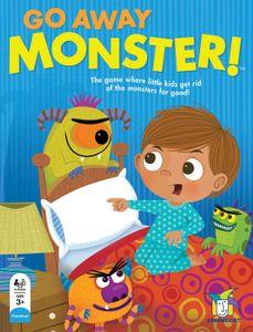 Go Away Monster! Cover Artwork