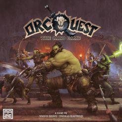 OrcQuest -  Maze Games