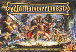 Warhammer Quest | Board Game | BoardGameGeek