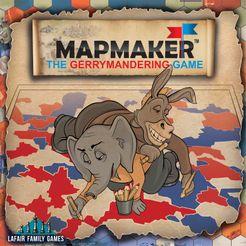 Mapmaker: The Gerrymandering Game   Board Game   BoardGameGeek