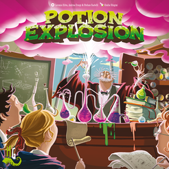 Image result for potion explosion game