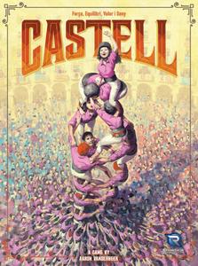 Castell Cover Artwork