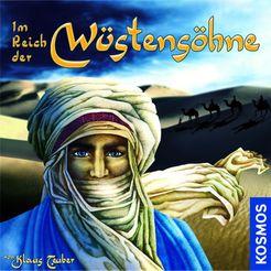 Im Reich der Wüstensöhne Cover Artwork