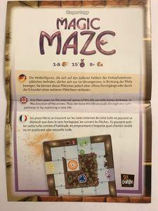 Weihnachtskalender Wiki.Magic Maze Brettspiel Adventskalender 2017 Promo Board Game