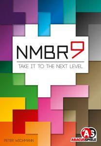 NMBR 9 Cover Artwork