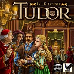 Tudor Cover Artwork