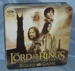 The Lord Of The Rings The Two Towers Board Game Board Game