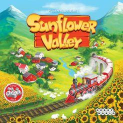 Sunflower Valley Cover Artwork