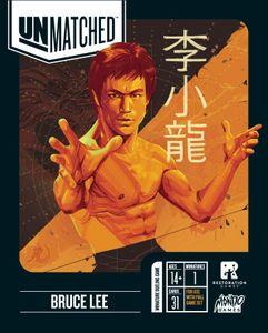 Unmatched: Bruce Lee Cover Artwork
