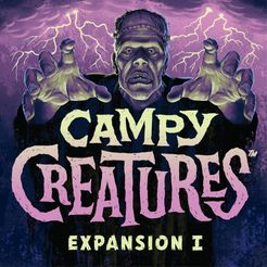Campy Creatures: Expansion I Cover Artwork
