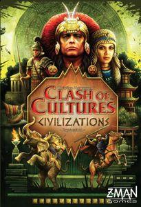 Clash of Cultures: Civilizations Cover Artwork