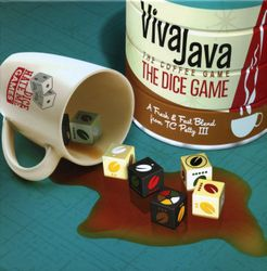 VivaJava: The Coffee Game: The Dice Game | Board Game | BoardGameGeek