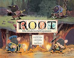 Root: The Underworld Expansion Cover Artwork