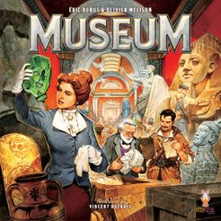 Museum Cover Artwork
