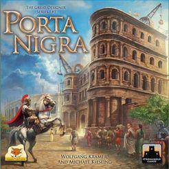 Porta Nigra Cover Artwork