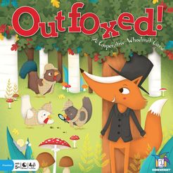 Outfoxed! Cover Artwork