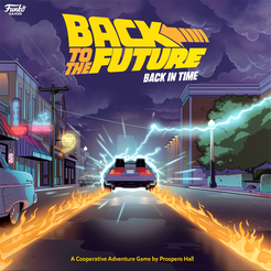 Back to the Future: Back in Time Cover Artwork
