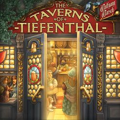 The Taverns of Tiefenthal Cover Artwork