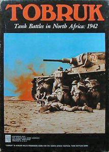 Tobruk: Tank Battles in North Africa 1942 | Board Game | BoardGameGeek
