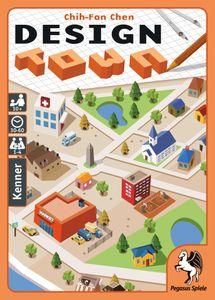 Design Town Board Game BoardGameGeek - Board game design