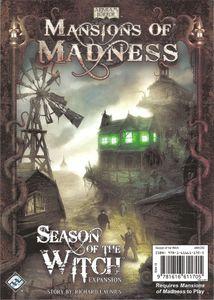 Mansions of Madness: Saison de la sorcière