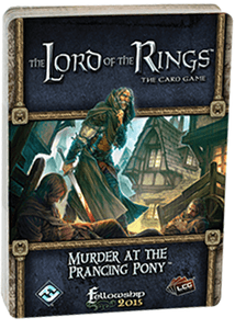 Image result for lotr lcg murder at the prancing""