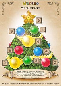 Murano The Christmas Tree Board Game Boardgamegeek