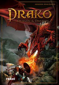 Drako: Dragon & Nains