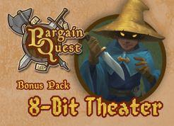 Bargain Quest: 8-Bit Theater Cover Artwork