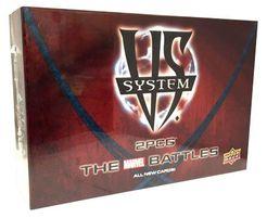 Vs System 2PCG: The Marvel Battles Cover Artwork
