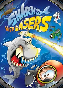 sharks with lasers board game boardgamegeek