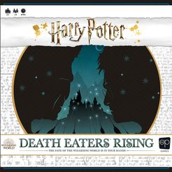 Harry Potter: Death Eaters Rising   Board Game   BoardGameGeek