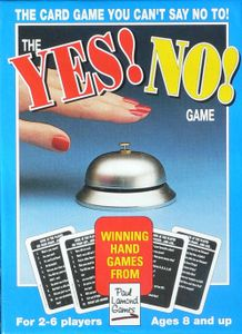 Yes! No! Game | Board Game | BoardGameGeek