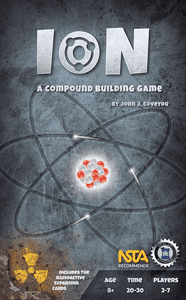 Ion: A Compound Building Game | Board Game | BoardGameGeek