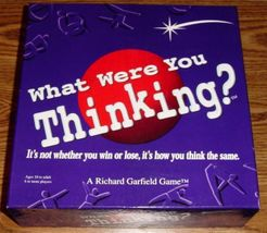 Image result for what were you thinking game