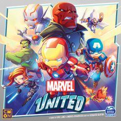 Marvel United Cover Artwork