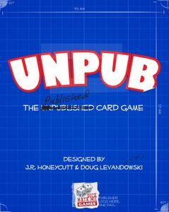 Image result for unpub the unpublished card game