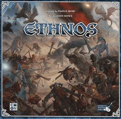 Ethnos Cover Artwork