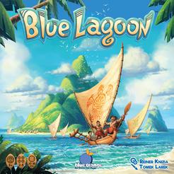 Blue Lagoon Cover Artwork