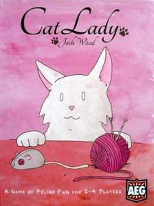 Cat Lady Cover Artwork